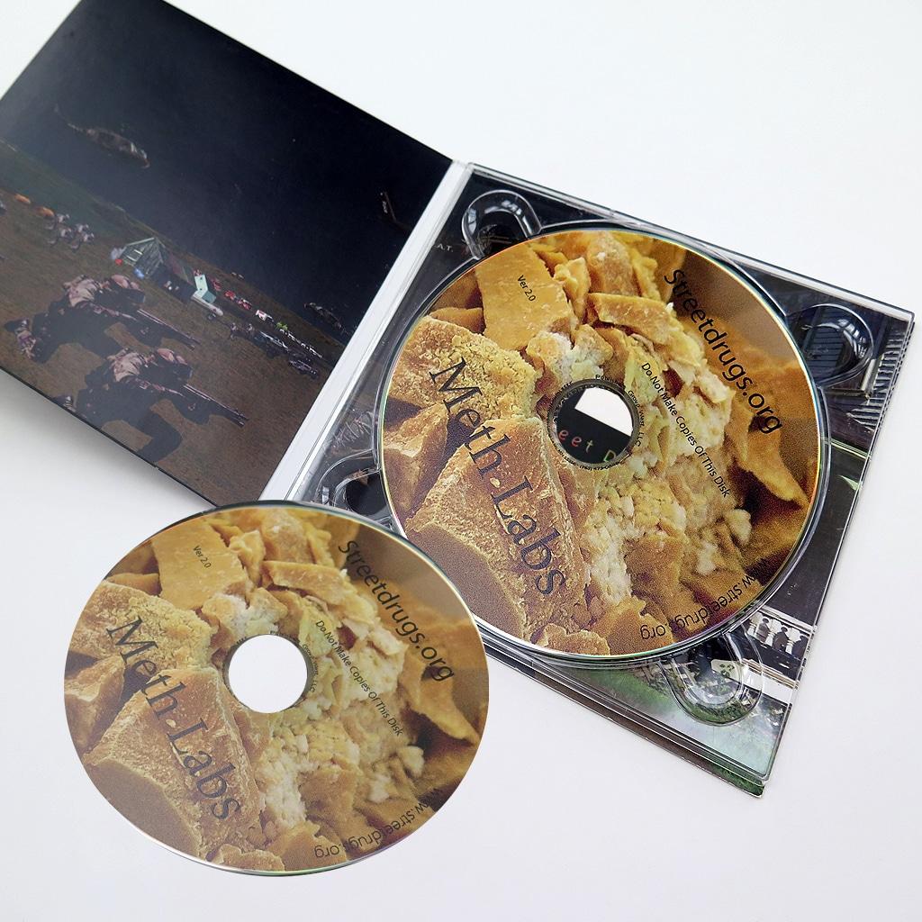 Meth Labs CD