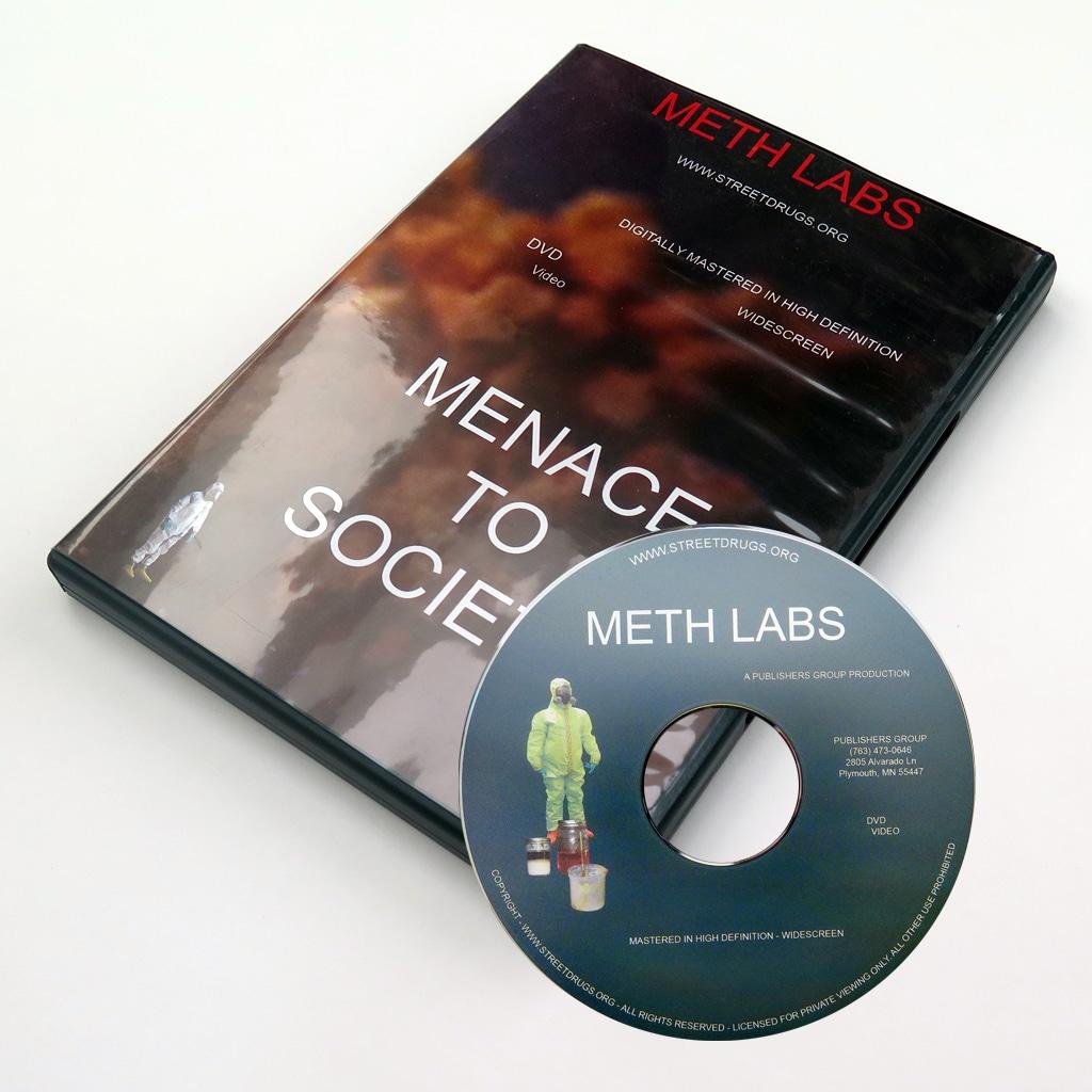 Meth Labs DVD (Menace To Society)