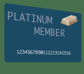 Membership Platinum