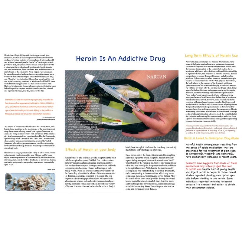 Heroin - Streetdrugs.Org